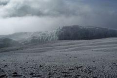 остатки ледниковой шапки