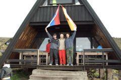 последняя наша стоянка под Килиманджаро