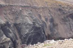 каньон р.Вулканная близ кратера Мутновского