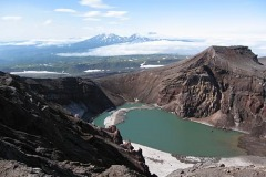 кратер Горелого