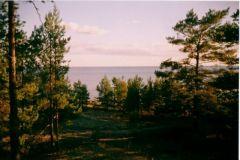 Ладожское озеро с точки релаксации :))