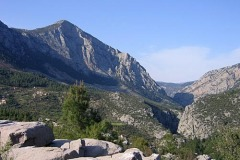 Самый верхний каньон Манавгата