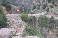 Мост на реке Кепрю