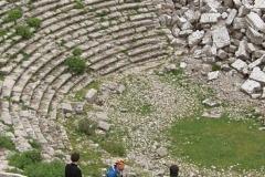 Амфитеатр в Кепрю