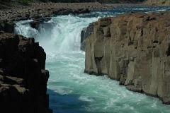 1-й водопад р.Б.Ханамакит