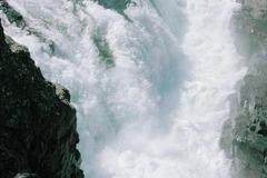 2-й водопад на р.Б.Ханамаките
