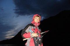 Главный рыбак Никита.