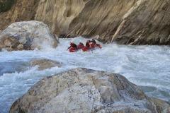 Участок 4. последнее сильное препятствие каньона