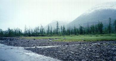 Трекинг на плато Путорана с оз. Лама - Сплав р.Б.Ханамакит-р.Аян - п. Волочанка