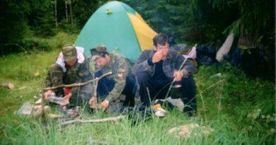 Путешествие по Карелии 2005г.