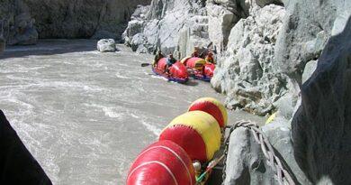 Фотоальбом о водном походе на реку Муксу (Памир, Таджикистан) сентябрь 2005