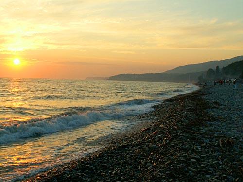 «Река Белая - летом» / Кавказ / лето 2006 / очерк
