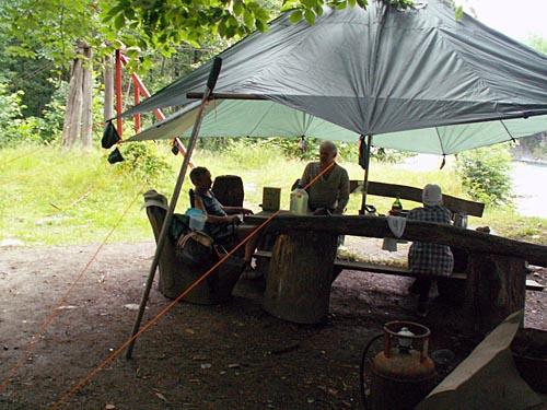 Первый базовый лагерь