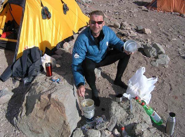 «Знай наших!», гора Аконкагуа (Южная Америка, Аргентина), 2007 год, интервью с Г.Дроновым