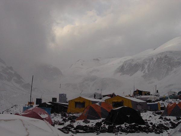 «В гостях у белого стража», гора Аконкагуа (Южная Америка), 2007, интервью с Р.Черняевым