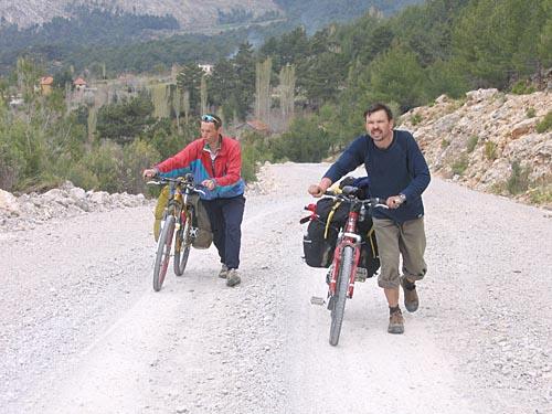 В поисках Бозияки / Турция / апрель 2007 / дневник