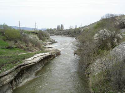 Каньон Курлюк