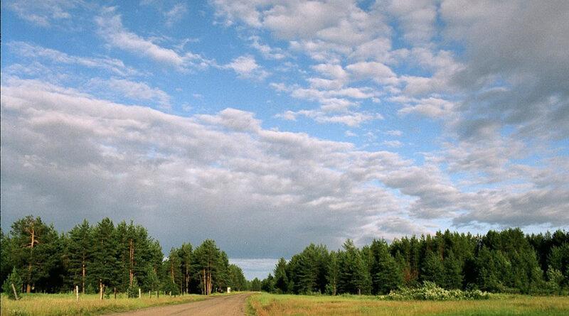 река Тумча, пейзажи Карелии