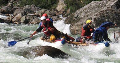Отчёт о  сплаве по рекам Утулик, Хара-Мурин, август 2007