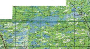 Карта Энгозера