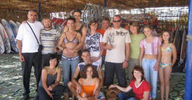 ЭльТур Windsurf Session 2007 (Board Club Ryazan в Эль-Туре!)