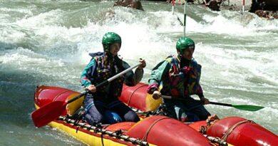Фотоальбом о сплаве по реке Белая (Кавказ), поход-тренировка, май 2008