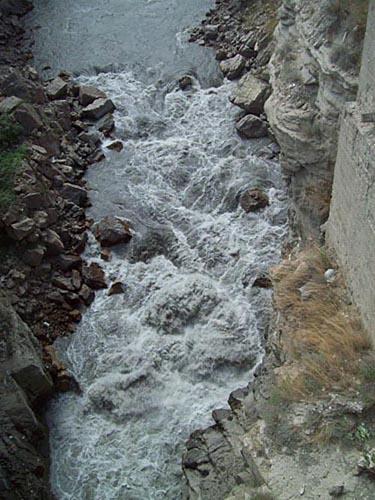 Сагринское ущелье