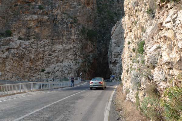 Рассказ о велопутешествии по Турции в мае 2009