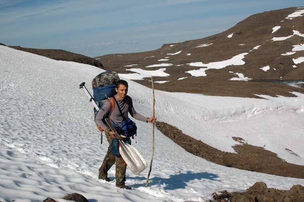 Краткие путевые заметки о путешествии на плато Путорана в   июле-августе 2009