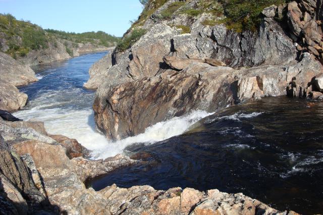 Фото 11 – Водопад «Прорыв»