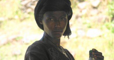 Лица Эфиопии, Голубой нил, осень 2009
