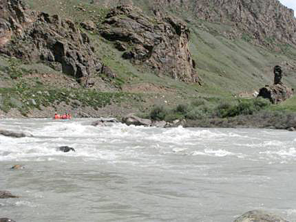 Фото 25 Вход в Верхний каньон