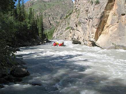 Фото 27 Третья ступень Мини-каньона (К1)