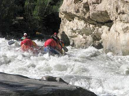 Фото 29 Четвертая ступень Мини-каньона (К2)