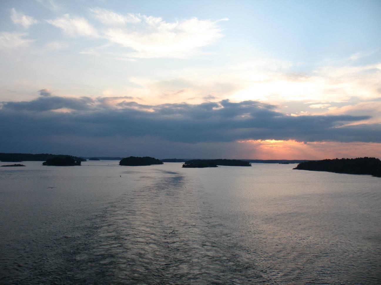 Дневник поездки в Норвегию 11.07-03.08.2010 года.