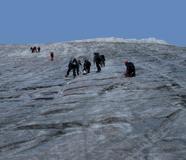 Работа на леднике 446