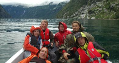 Норвегия 2011 (сплав Лаген, Дрива, Отта + экскурсии Хельсинки, Берген, Стокгольм)