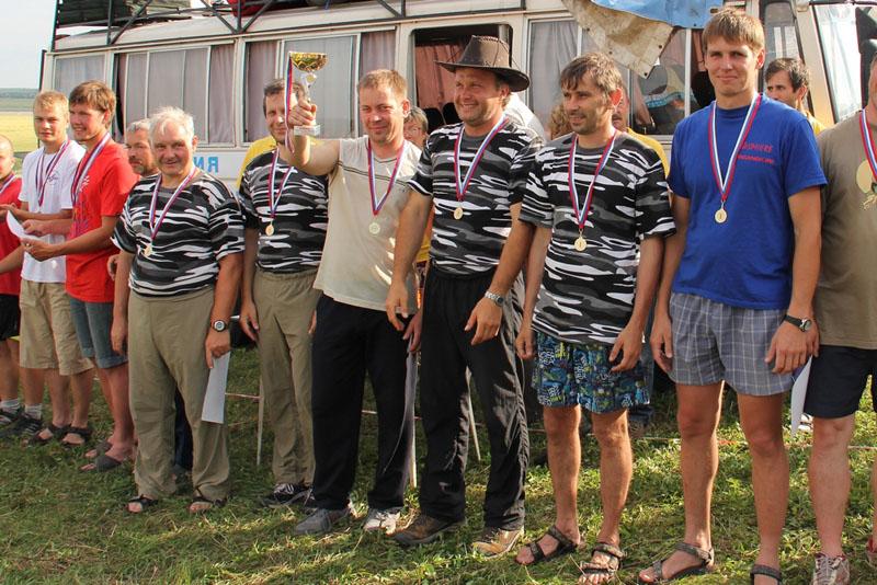 Чемпионат Центрального Федерального округа по рафтингу - 2011