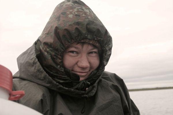 Наталья Ивашкина (автор отчета),