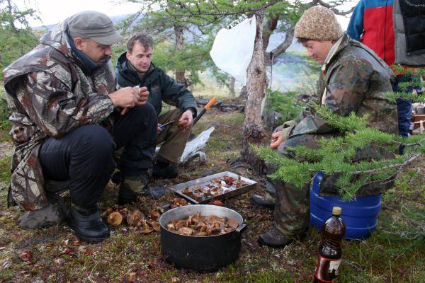 Отчет о прохождении водного маршрута по Северу Красноярского края, совершенной группой из г. Рязани с 2 по 25 августа 2011 года.