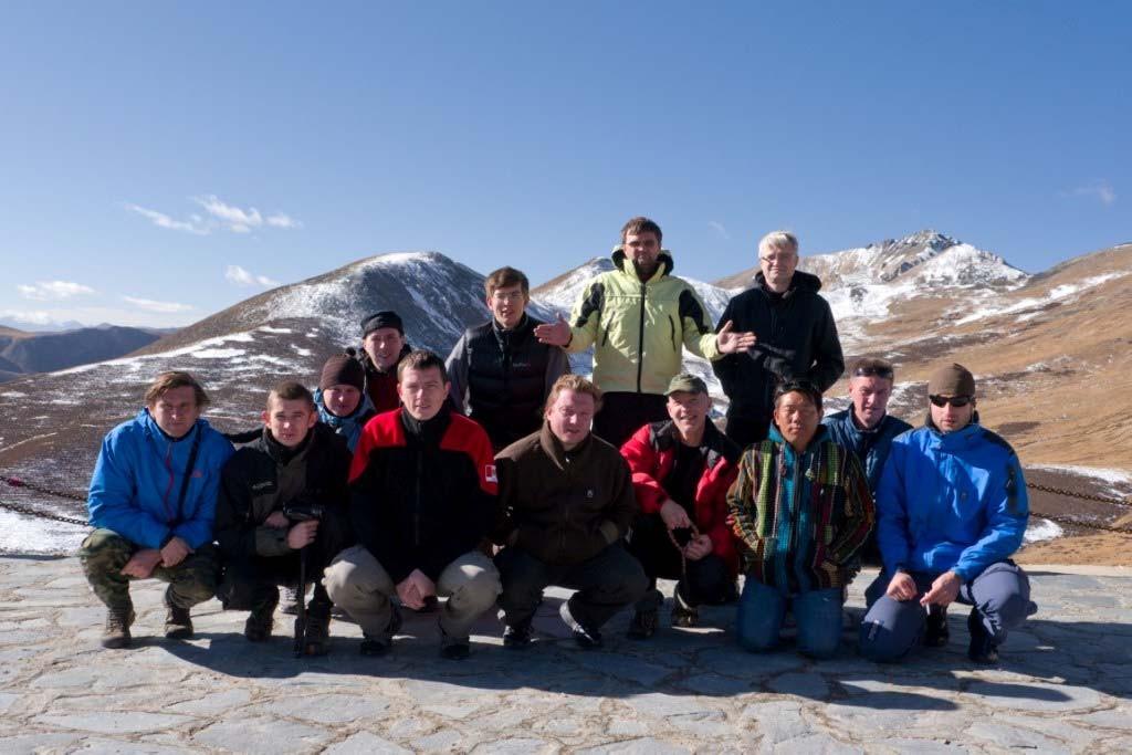 Ф.15-16 На перевале 5013 м.
