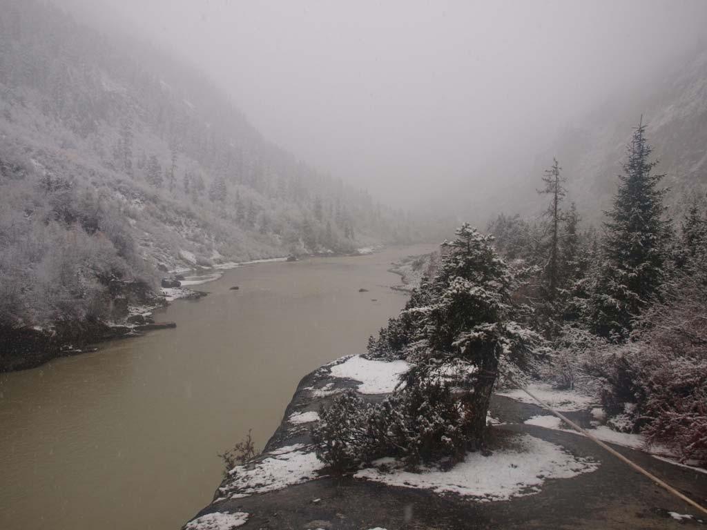 Ф.21-22 Зима на реке