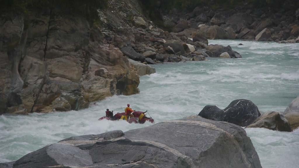 Технический отчет о экспедиции на реку Парлунг - Тсангпо (Тибет) - river Parlung Tsangpo