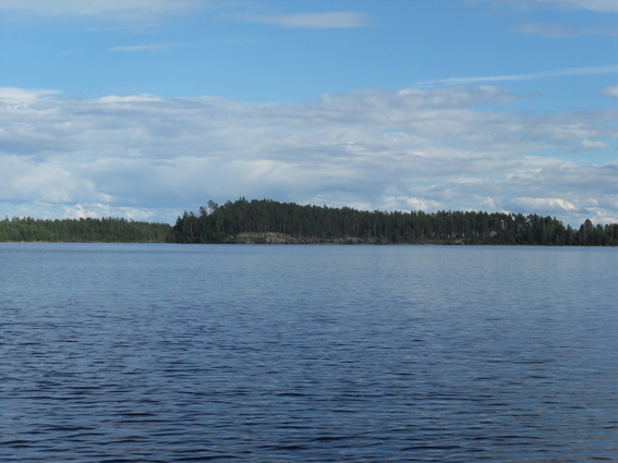 Фото №15 Озеро Маткоярви, как таковое. Может, конечно, и не Маткоярви, ну тогда значит соседнее.
