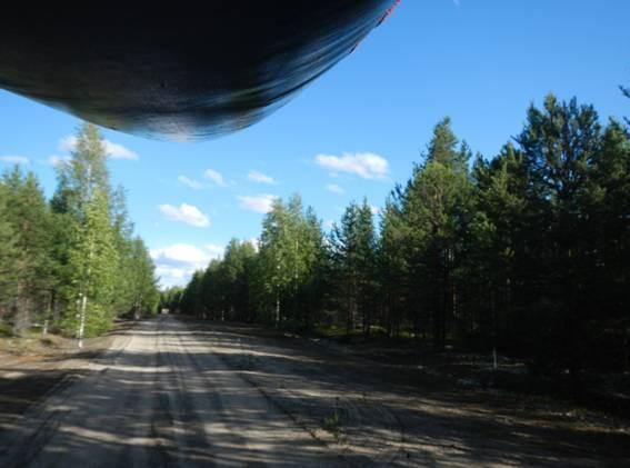 Фото №22 Волок, дорога из-под катамарана