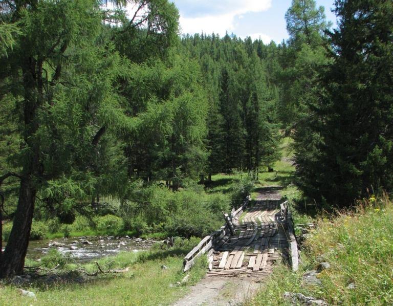 Отчёт о водном путешествии по рекам Чулышман, Башкаус (Алтай)