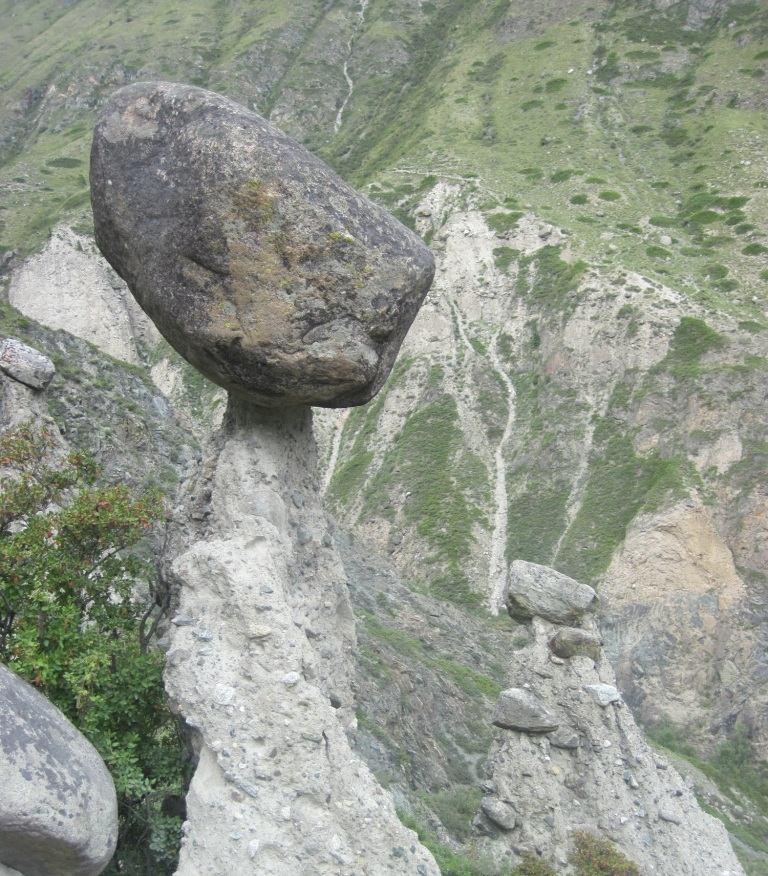 Фото 67 - Каменные грибы»