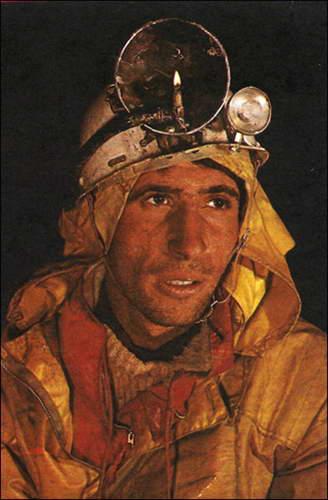 Мишель Сифр - пионер подземных экспериментов со временем