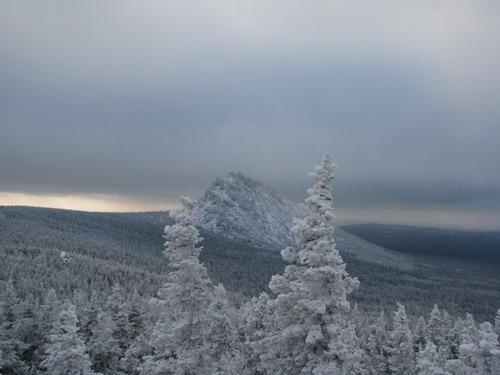 Отчёт о вылазке рязанских туристов на Таганай в Новогодние праздники.
