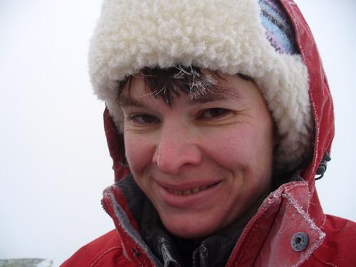 Петроченко Татьяна – самый загадочный и молчаливый участник всех мероприятий